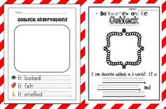 Dr Seuss Science Experiment and Kindergarten Lesson Plan