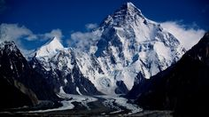 K2, the second-tallest mountain in the world, is possibly the most dangerous. For every four successful summit attempts, one person has died. It sits on the border of China and Pakistan and has never been summitted in the wintertime. 25 of the world's hardest mountains to climb [pics] - Matador Network