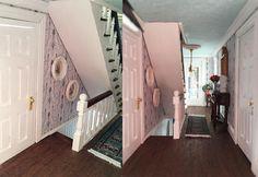 Fairfield Dollhouse 1:24 scale - 2F Corridor