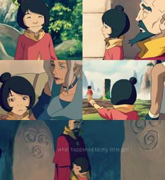 The Legend of Korra: Jinora
