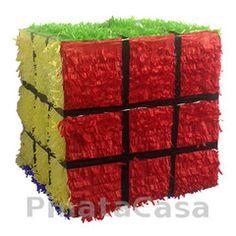 Rubik Cube Pinata