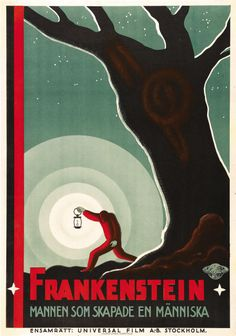 20 Swedish Posters for 1930s Hollywood - 50 Watts  http://50watts.com/20-Swedish-Posters-for-1930s-Hollywood