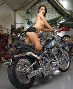 #biker babe
