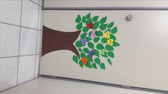 Árvore de Bons Frutos - Escola Bíblica Infantil. 2015