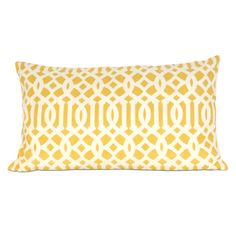 Found it at Wayfair - Arabesque Cotton Lumbar Pillow