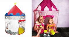 Fashion Playhouse! Castle FREE SHIPPING ON ALL ORDERS!