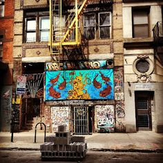New York City - Lower East Side MY VERY FAV HOOD ON EARTH .. ADORE