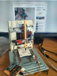 It, Stepper Motor, Build Your Own, Arduino, Raspberry, Engineering, Projects, Projects To Try, Diy