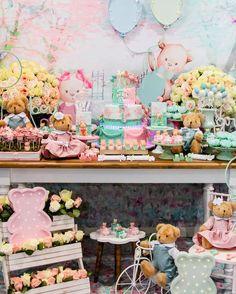 Festa Candy Landy.