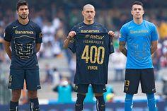 #400 Dario Veron PUMAS UNAM