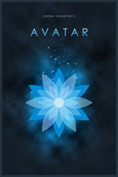 Avatar 2009 Minimal Movie Poster By Foursquare Amusementphile
