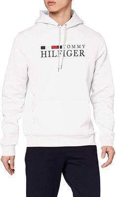 Super Pullover  Bekleidung, Herren, Sweatshirts & Kapuzenpullover, Kapuzenpullover Hoodie Sweatshirts, Hoodies, Tommy Hilfiger, Super, Athletic, Jackets, Fashion, Hoodie, Clothing