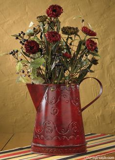 908e24af2 Countryside Pitcher by Park Designs at The Country Porch Countryside