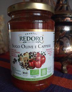 Sugo Olive e Capperi Redoro - ⇢ Shop: https://goo.gl/v6Diqw