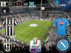 Copa de Italia 2016/17 Semifinal Ida: Juventus 3-1 Napoli