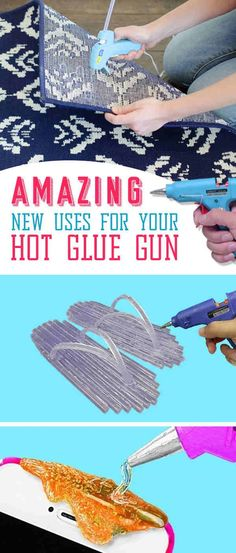 Amazing New Uses for Glue Gun