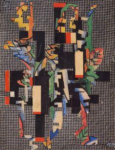 Hannah Höch. (Untitled) Collage. 1925.