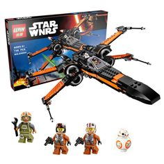 $$$ This is great for748 pcs 2016 LEPIN 05004 79209 Star Wars First Order Poe's X-wing Fighter Assembled Toy Building Block Compatible With gift748 pcs 2016 LEPIN 05004 79209 Star Wars First Order Poe's X-wing Fighter Assembled Toy Building Block Compatible With giftThis Deals...Cleck Hot Deals >>> http://id962837145.cloudns.ditchyourip.com/32634800408.html images