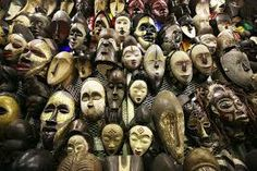 african masks ile ilgili görsel sonucu