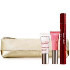 #Clarins | Buy more and save more with this coupon code! 15% off 1 item, 20% off 2, 25% off 3. [Exp 11/14] http://dealspl.us/t/jiypMi