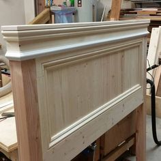 getting support in selecting essential components for Fine Plans Woodworking Bed… Custom Headboard, Bed Frame And Headboard, Diy Bed Frame, Headboards For Beds, Homemade Headboards, Bed Frames, Bed Furniture, Furniture Plans, Custom Furniture