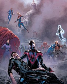 881274ef6539 I finished Civil War II and I give it an overall 7. I enjoyed the