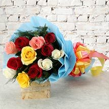 Colorful Wishes Online Cake Delivery Flower Gift Same Day