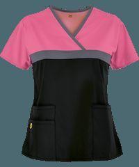 Uniformes médicos y uniformes de enfermería de última moda en Uniform Advantage Vet Scrubs, Medical Scrubs, Scrubs Outfit, Scrubs Uniform, Scrubs Pattern, Stylish Scrubs, Medical Uniforms, Scrub Tops, Sport T Shirt