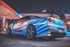 Whats Poppin (Libercio Remix) Nissan Skyline, Nissan Gtr Skyline, Honda S2000, Honda Civic, Tokyo Drift Cars, Nissan Gtr R34, Paul Walker Car, Tactical Truck, Street Racing Cars