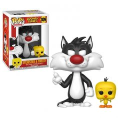 Figurine Funko Pop Titi et Grosminet 309 - Looney Tunes 14,99 € Livraison en 48h.