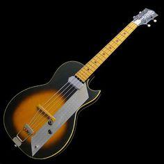 1962 KAY Old Kraftsman K771 Value Leader Bass Free Shipping Vintage  | eBay