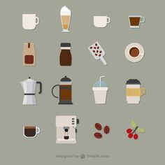 Ground Coffee Icon