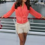 Natalia Cruz at Bonefish Grill New Menu Launch with Celebrity Guests Mario Lopez & Steve Santagati