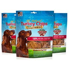 Healthy Partner Pet Snacks - All-Natural Turkey Chips with Omega 3 Krill Oil - 8 oz. Bags, Pack of 3 ** Nice of your presence to drop by to see our picture. (This is an affiliate link) Krill Oil, Natural Dog Treats, Dog Snacks, Omega 3, Us Images, Dog Food Recipes, Chips, Turkey, Coding