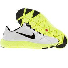Nike Womens Free XT Quick Fit + (white / black / volt) 415257-100 - $84.99