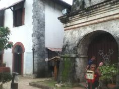 Intramuros- Inside Fort Santiago