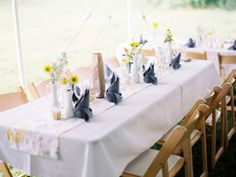 Photography: Jessica Garmon | Photographer - www.JessicaGarmon.com  Read More: http://www.stylemepretty.com/2014/10/31/casually-elegant-vermont-farm-wedding/
