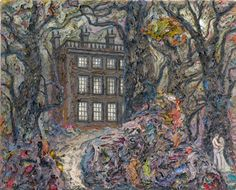"""""""Swallowed House"""" by David Ivie"""