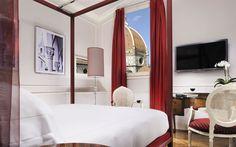 Duomo Suite  http://www.hotelbrunelleschi.it