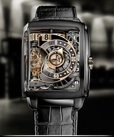 c151b3a800 80 Best Hautlence images in 2019 | Amazing watches, Fine watches ...