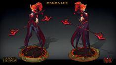 ArtStation - Magma Lux, Oscar Monteon