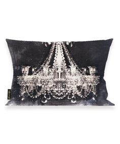 Look at this #zulilyfind! Dramatic Entrance Night Pillow #zulilyfinds