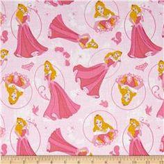 Disney Princess Aurora Sleeping Beauty Light Pink