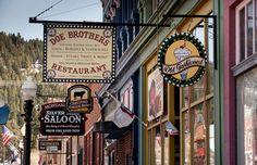 Best Small Town in Montana is Philipsburg, Montana