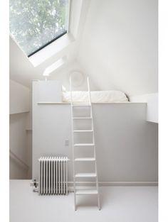Slaapplek boven het trapgat | ELLE