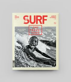 In late we were hired to re-design TransWorld Surf magazine. Our objective was shifting the creative direction to support a photo-driven editorial model while breathing new life into the magazine format. The intended result: sophistication that does… Magazine Design, Cool Magazine, Magazine Art, Magazine Covers, Editorial Magazine, Ideas Magazine, Magazine Online, Life Magazine, Editorial Layout