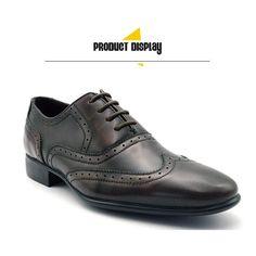 Men/'s Lace up Dress Shoes AU//UK Size Men/'s Leather Derby Shoes