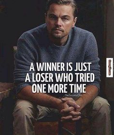 Read best quotes from Leonardo Dicaprio for motivation. Leo Dicaprio's quote images are best source of inspiration specially for youngster & entrepreneurship with success. #ad