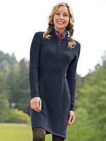 Women's Sporty Sweater Dress