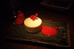 Yuzu cheesecake @ Koji